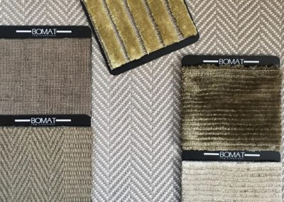 Bomat Rug Creations - Moodpboard Beige/Brown/Yellow