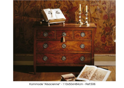 Atelier Brou - chest of drawers Alsatian ref:506