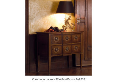 Atelier Brou- Chest of drawers Laurel ref:518