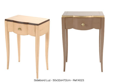 Atelier Brou - Side table Luz ref:4023