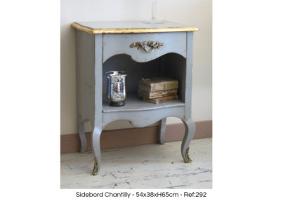Atelier Brou - Side table Chantilly ref:292