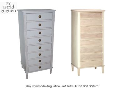 BY astrid guguen - High chest of drawers Høy Kommode Augustine